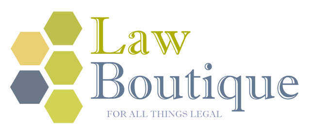 LEGAL BOUTIQUE - Mahaney Law Office